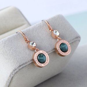Michael Kors Zircon Colored Amphibole Earrings
